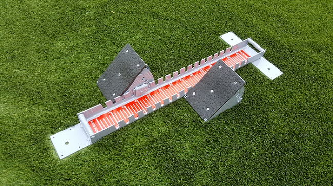 Aluminium Running Track Curbing Track And Field Curb