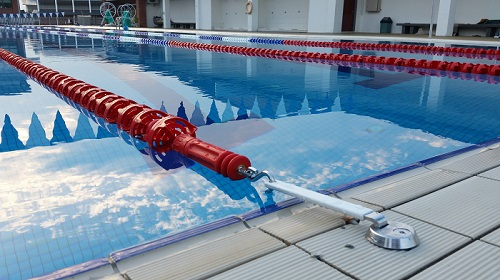 Malaysia Swimming Lane Rope Anchor | Anti Lane Rope Anchor