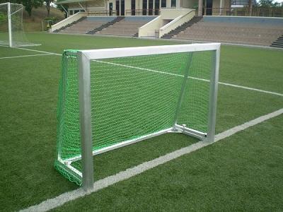 2be1fffd2bb Aluminium Mini Soccer Goal Post Foldable
